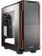 be quiet Silent Base 600 Orange ATX Chassis with Window