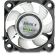Gelid Silent 4, 40mm Quiet Case Fan