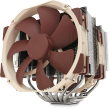 NH-D15 SE-AM4 Dual Radiator Quiet CPU Cooler with two NH-A15 Fans