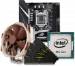Quiet PC Intel CPU and mini-ITX Motherboard Bundle