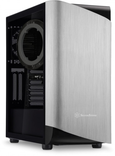 Nofan A890a Silent PC built inside the Silverstone SETA