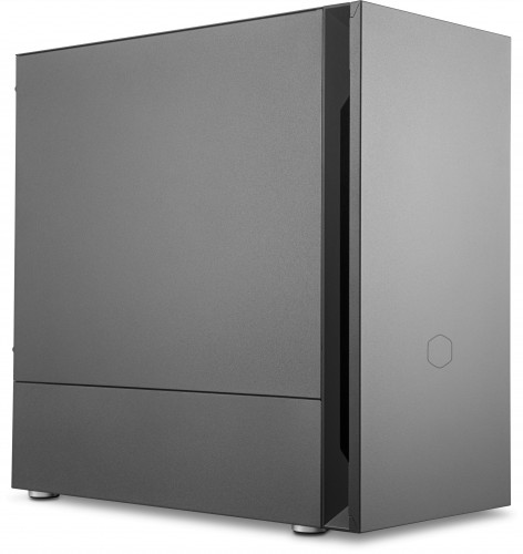 The Serenity Micro i10 can also be built in the Cooler Master S400 Silencio